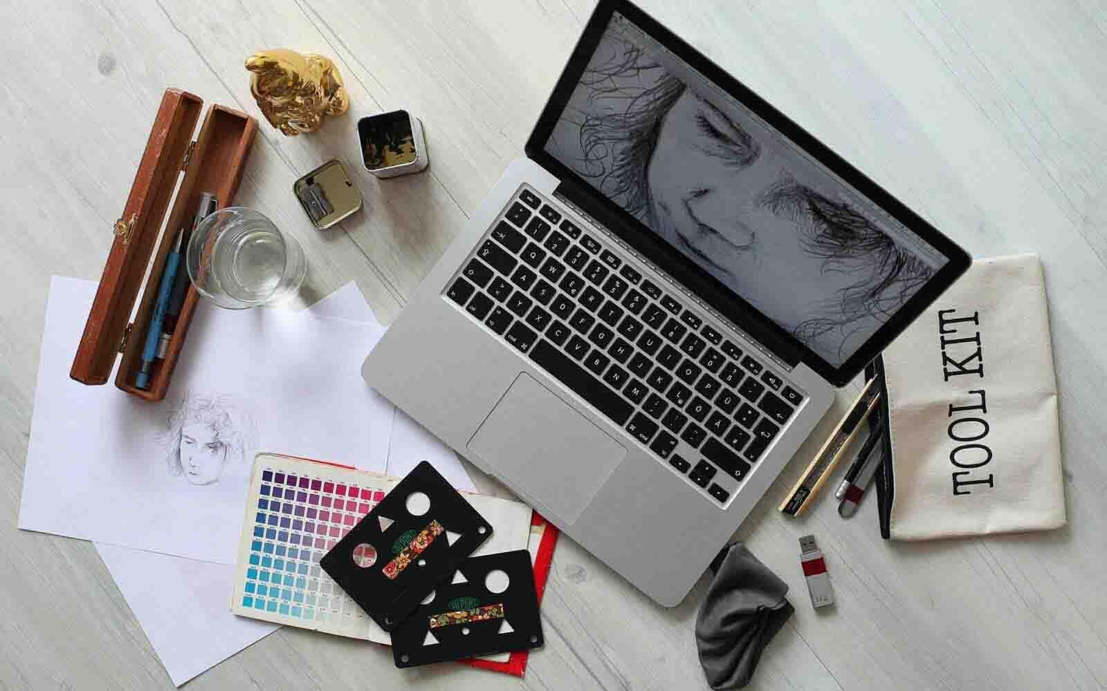 Grafikdesign – Der Erste Eindruck zählt